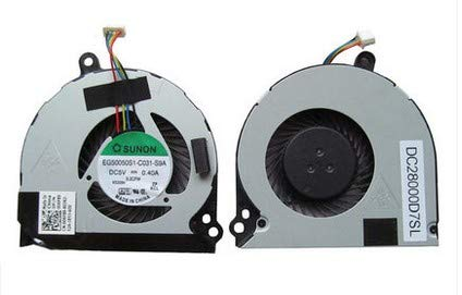 KENAN New Laptop CPU Cooling Fan for DELL Latitude E7440 E7420 CPU KSB05105HC CL1L