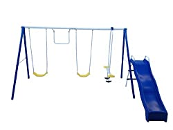10 Best Flexible Flyer Swing Sets