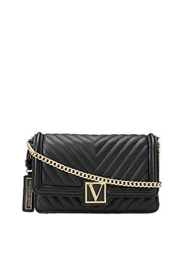 VictoriaSecret - El bolso de hombro pequeño Victoria - BLACK