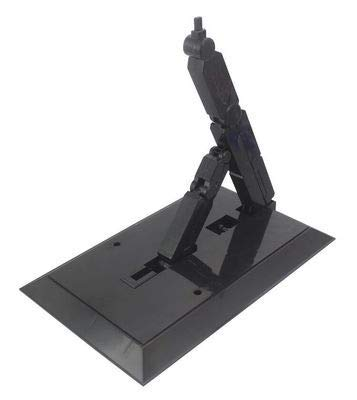 Action Base Suitable Display Stand for PG MG 1/60 1/100 Gundam,(1/60 Scale), PG 00 Raiser, MKII All Compatible (Black)