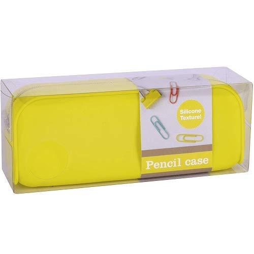 APLI 18418 - Estuche silicona Fluor Collection - Color Amarillo