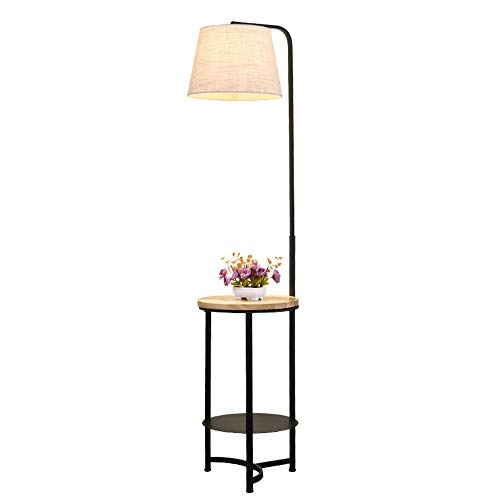 ZPCLucky Moderne Minimalistische Stehlampe, Nacht- / Wohnzimmer- / Eck- / Stehlampe/Sofa/Vertikale Eckbeleuchtung