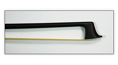 Eastman® ECB-199 Bogen (4/4-Bratsche, Karbon) Bratschenbogen Karbonbogen Carbon Bow Viola Violabogen Carbonbogen