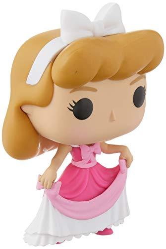 Funko Pop Disney: Cinderella - Cinderella in Pink Dress, Estándar