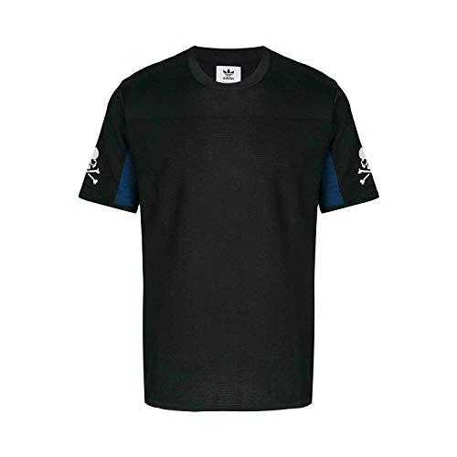 Adidas Mens Mastermind World SSL Tee MMW Black Size M