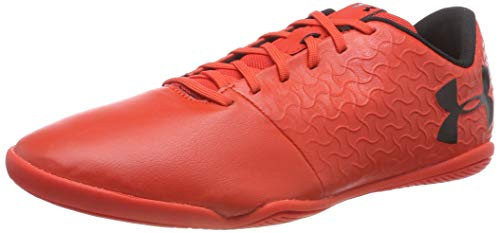 Under Armour Herren UA Magnetico Select IN Fußballschuhe, Rot (Radio Red/Black 600), 42 EU