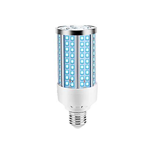Uv-licht desinfectie uv-sterilisator lamp uv-kiemdodingslamp 146LED E27 30W LED desinfectielamp met afstandsbediening familie steriliserende lamp