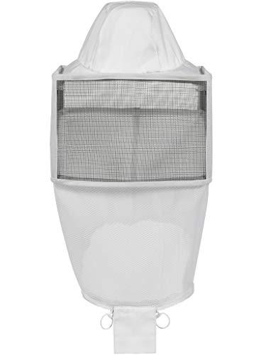 Bees & Co Velo de Apicultura Ultraligero, Sateen White, Standard