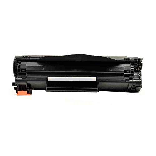 ECS Cartucho de tóner negro compatible CE278A 78A CRG-728 para impresora HP...