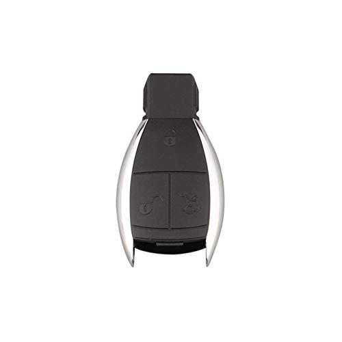 Huhu 3 Botones Cara DE Cara DE Cable Control Remoto Ajuste Ajuste para Mercedes Benz E + M + C Clase