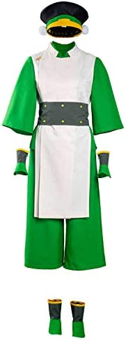 Toph costumes
