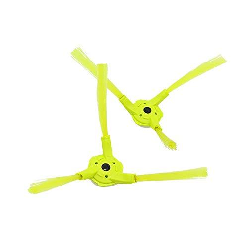 Style wei Accesorios para Aspiradora Aspiradora Robot Cepillo Lateral Tornillo for LG Hom BOT VR6270LVM VR65710 VR6260LVM Accesorios Serie de Piezas (Color : Light Yellow)
