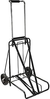 FORMOST Metal Luggage Cart, 250 Lbs. Capacity (464115)
