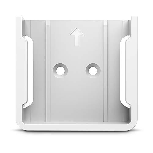 OWSOO Base di Montaggio a Muro Staffa per Montaggio a Parete per Wyze Cam e iSmart Alarm Spot Camera Proteggi da Caduta Bianco