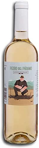 Vino Blanco - Leyenda del Páramo - Pedro Del Páramo - Caja De 1 Botella De 0,75 Litros - Envio en caja protectora de alta resistencia para un transporte 100% seguro