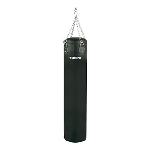 Toorx - Sacco Boxe Pelle Sintetica 40 kg x 130 cm x 35 Diametro