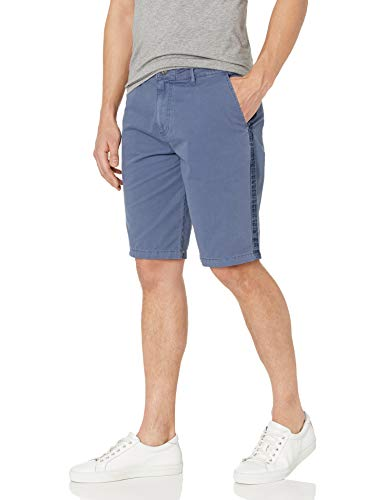 Buffalo David Bitton Herren Haplay Whale Legere Shorts, Wal, 52