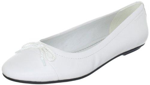 Vagabond Aida 3326-401-1, Damen Ballerinas, Weiss (White), EU 37