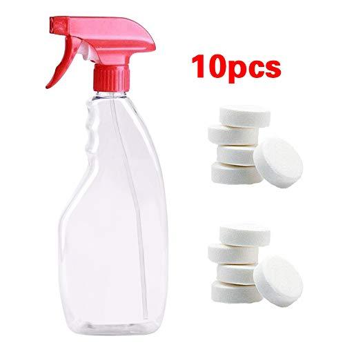 Multifonction Effervescent Spray Cleaner - Set Nettoyant pour La Maison De Nettoyage À Domicile Outil Nouveau pour vitres/Voiture / fenêtre Verre