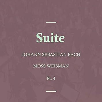 Bach: Suite, Pt.4