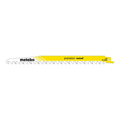 Metabo - Hoja sierra sable hcs 240x1,5mm (2u)