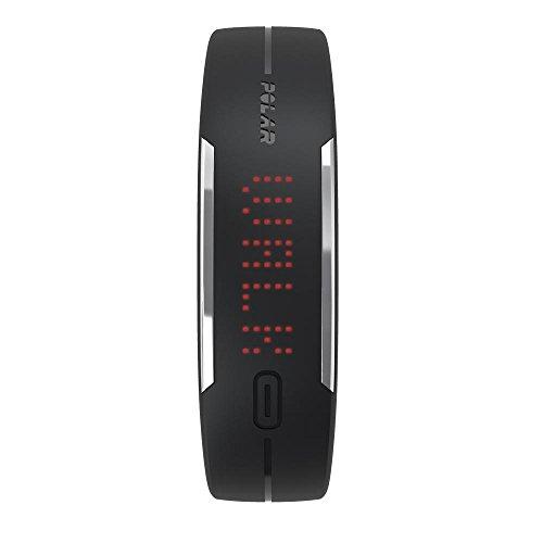 Polar Loop 90047656 - Pulsera de actividad, monitor de ritmo cardíaco, color Negro, Talla única