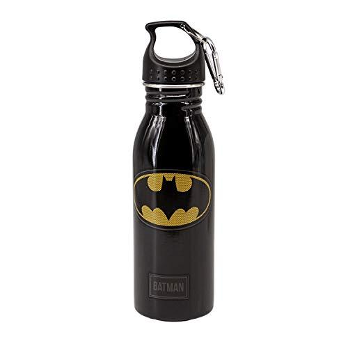 KARACTERMANIA Batman Batsignal-Bottiglia, black