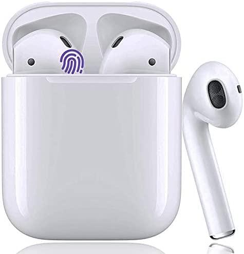 Auriculares Bluetooth Auricular Inalámbrico 5.0 Reducción Activa de...