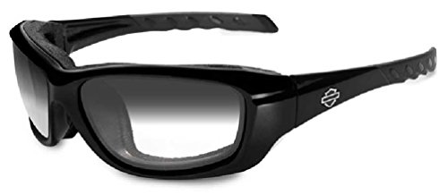 HARLEY-DAVIDSON Wiley X Gravity LA Light Adjusting Motorrad Brille