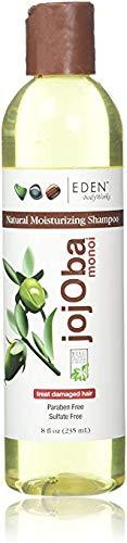 EDEN BodyWorks JojOba Monoi Moisturizing Shampoo, 8oz