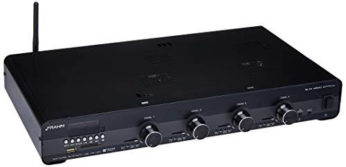 Amplificador de Som Ambiente Frahm Receiver Slim 4500 Optical Frahm Slim 4500 Optical