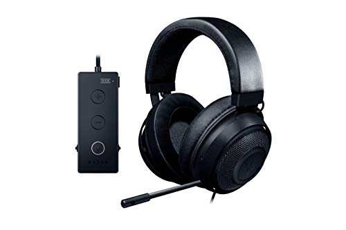 Headset Gamer Razer Kraken Tournament Black Razer, Microfones e Fones de Ouvido, Preto