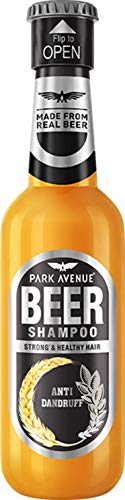 Park Avenue ANTI DANDRUFF Beer shampoo 180ml - For Men