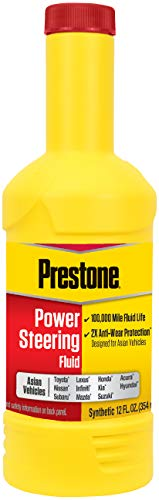 Prestone AS269 Power Steering Fluid for Asian Vehicles - 12 oz.