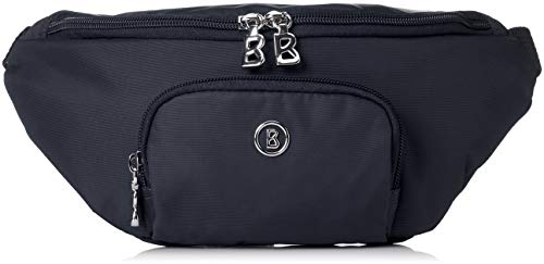 Bogner Verbier Janica Hipbag Damen Tasche aus Synthetik, shz, 5x12x29 cm