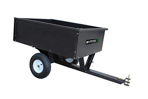 Yard Commander 10 Cubic Foot Steel Dump Cart