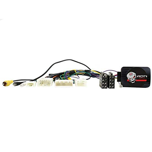 Interface Commande au volant SU6A compatible avec Subaru Impreza ap17 Camera recul Alpine