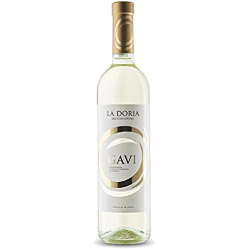 La Doria Gavi DOCG Vino Blanco Seco Italiano - 1 Botella X 750ml