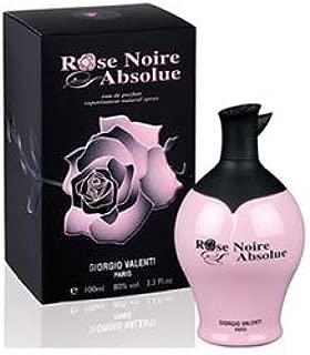 GIORGIO VALENTI ROSE NOIRE ABSOLUE EDP SPRAY 3.3 OZ FRGLDY