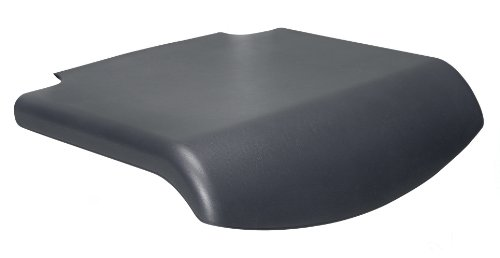Patterson Medical Chair Clean - Cojín entero para silla de ducha con agujero para inodoro
