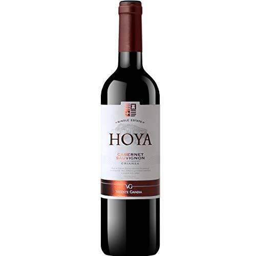 Hoya de Cadenas Cabernet Sauvignon Crianza Vino Tinto D.O. Utiel Requena - 750 ml