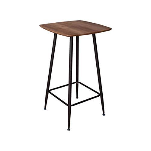 Zak Designs 0015-0844E Assiette carr/ée 21,5cm Noir Seaside m/élamine