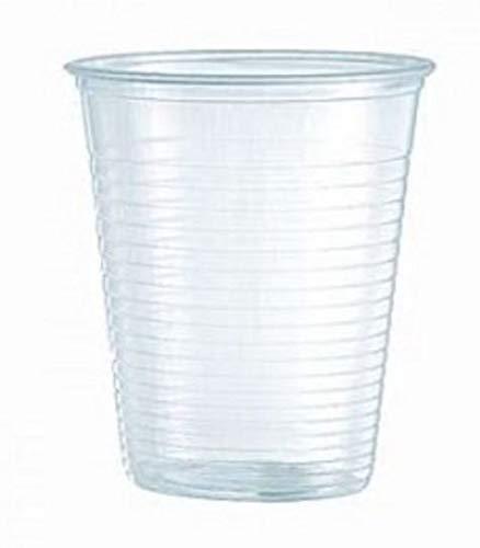 VENDING 20 Confezioni Bicchieri Resistenti INFRANGIBILE Bar Acqua 166 CC 100 PZ Trasparenti 2000 PZ