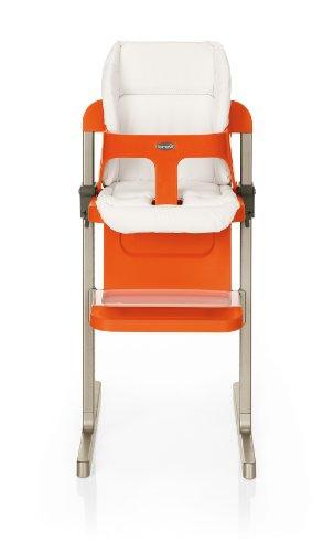 Brevi 207 Sitzverkleinerer aus PVC Hochstuhl Slex Evo weiß