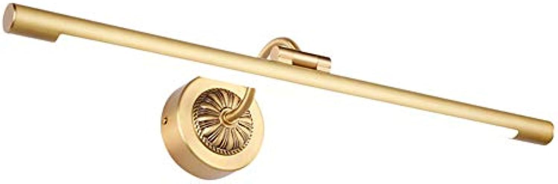 Mr.Fragile 11 Watt Badezimmer Wandleuchte, Moderne LED Badezimmerspiegel Licht Schminkspiegel Frontbeleuchtung Bad über Spiegellampe Bild Licht Badezimmer Zubehr