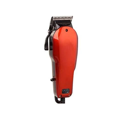 GFDFD Clipper cortadora de Cabello Pelo eléctrico Ajustable cortadora de Cabello eléctrica Profesional de la Barba de los Hombres