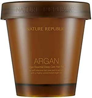 Nature Republic Argan Essential Deep Care Hair Pack 200 ml