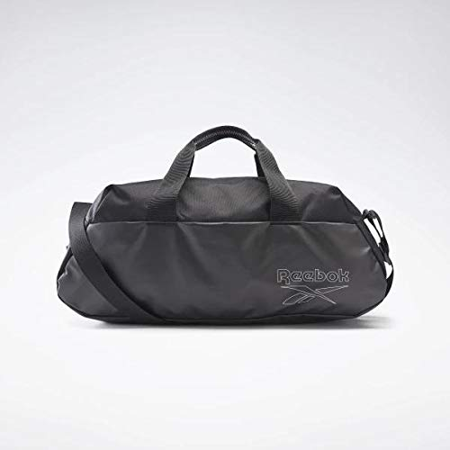 Reebok Womens Essentials Grip Sporttasche, Damen, Schwarz, Einheitsgröße