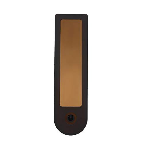 Docooler Cubierta de Panel a Prueba de Agua Placa de Circuito de Scooter eléctrico Placa de Silicona para M365 Pro Pantalla LED Funda de Silicona