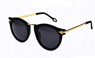 Eyewear Retro Personalized Sunglasses Reflective Surface Sports Fashion Glasses